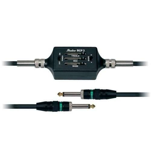 Shadow Cable Preamp For Electric Bass