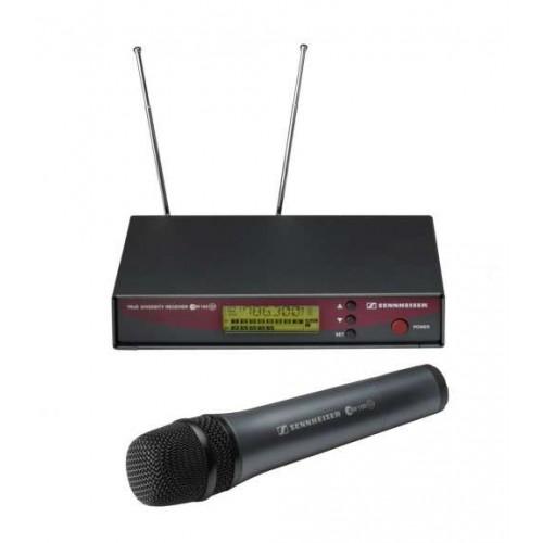 PA Hire - Sennheiser EW100 G2 Radio Microphone Hand held