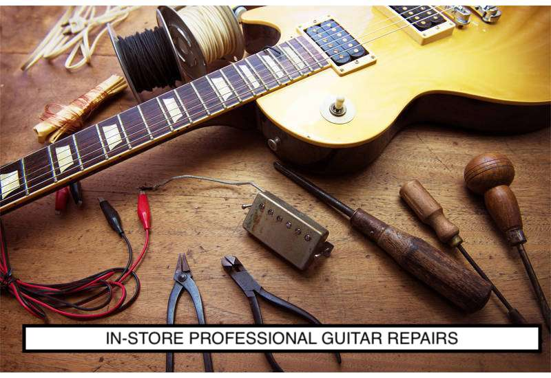 The Music Inn Nottingham Guitar Repairs