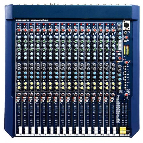 PA Hire - Allen and Heath Mixwizard 16ch Mixer
