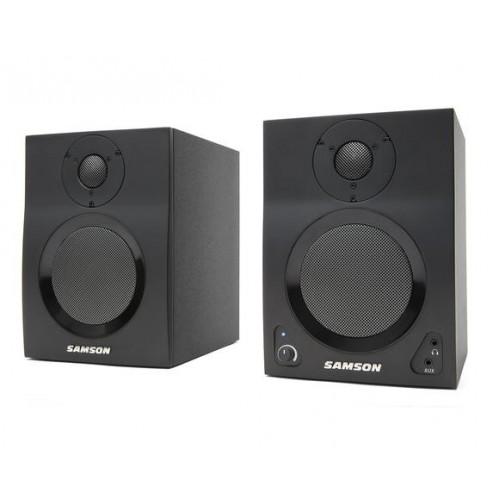 Samson MediaOne BT4 Active Studio Monitors