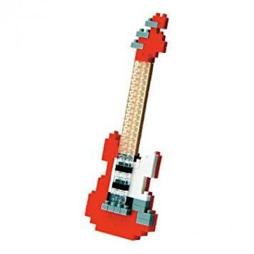Nano Block Guitar