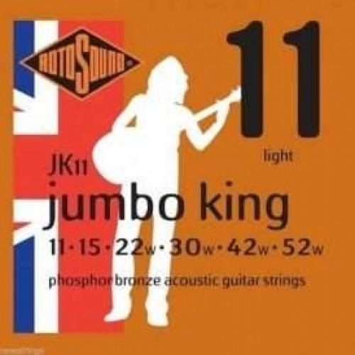 Rotosound 11-52  JK11 Acoustic