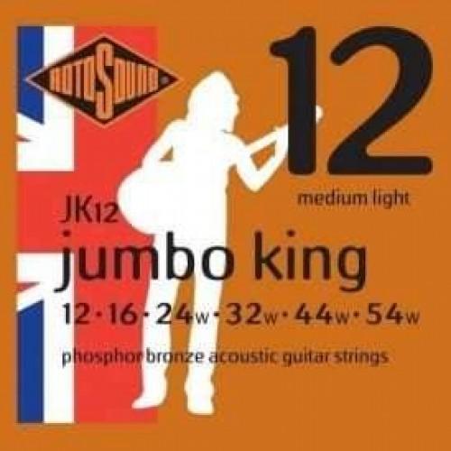 Rotosound 12-54 JK12 Acoustic