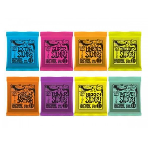 Ernie Ball Strings