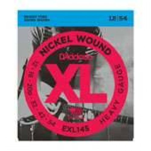 D'Addario 12-54 EXL145 Electric guitar strings