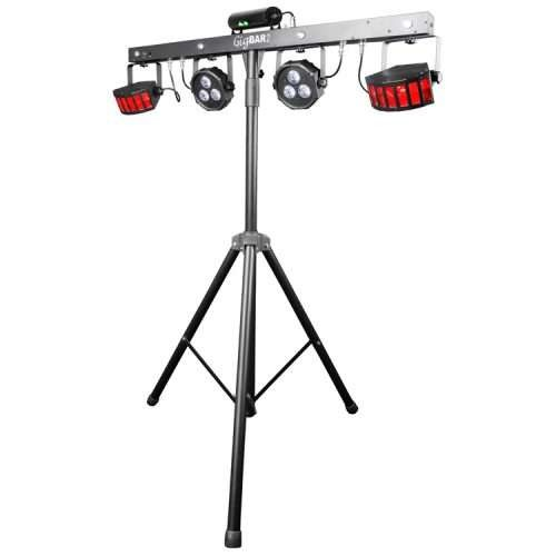 PA Hire -  GIG BAR Lighting Rig