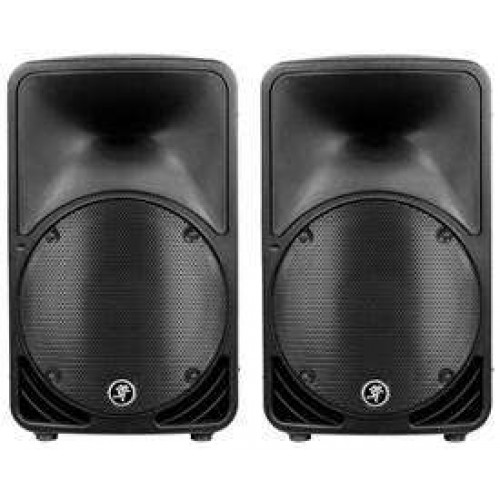 "PA Hire - 10"" Mackie Active Speakers"