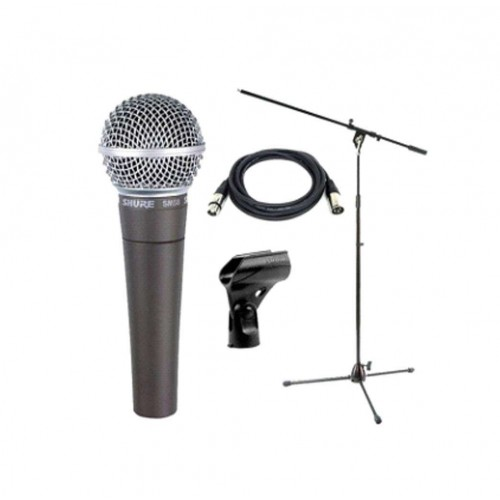 Microphone Hire- Shure SM58 Pack